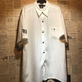 ドッグタウン(DOG TOWN)のDOG TOWN ドッグタウン 半袖シャツ サイズXL クロス(シャツ)