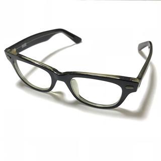ハレ(HARE)の【HARE】ウェリントンメガネ 伊達眼鏡(サングラス/メガネ)