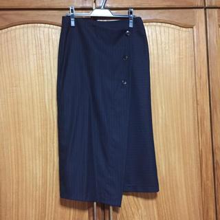 ザラ(ZARA)の巻きスカート(ひざ丈スカート)