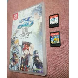 Nintendo Switch - 【お得なセット】イースVIII & レゴワールド