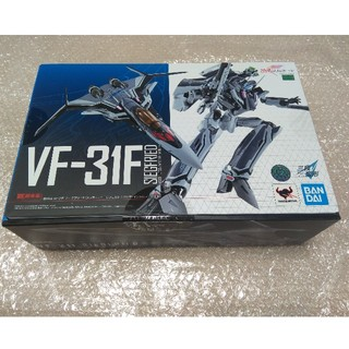 BANDAI - DX超合金 劇場版 VF-31F ジークフリード(メッサー・ハヤテ・搭乗機)