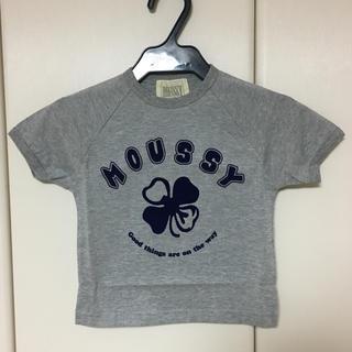 マウジー(moussy)の【 非売品 / 未着用 】moussy / 子供服 Tシャツ 100〜120(Tシャツ/カットソー)
