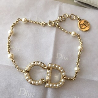 Christian Dior - クリスチャン・ディオール ブレスレット