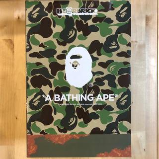 BE@RBRICK READYMADE x A BATHING APE®