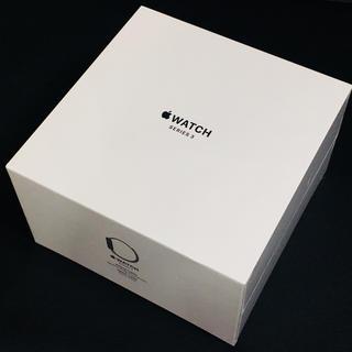 アップルウォッチ(Apple Watch)のWATCH SERIES 3 42mm GPS+CELLULAR 新品未開封(腕時計(デジタル))