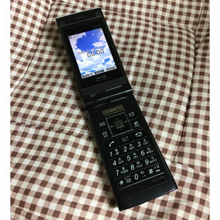 キョウセラ(京セラ)のPHS WILLCOM WX330  LD330K(PHS本体)