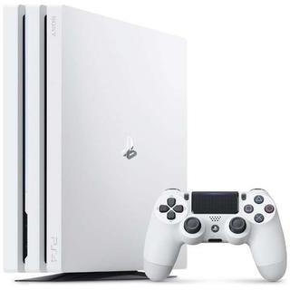 PlayStation4 - 新品 PS4 Pro グレイシャー・ホワイト 1TB CUH-7200BB02