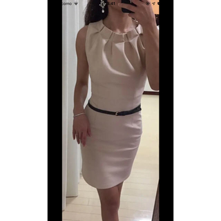 Andy - GLAMOROUSbyAndy/アンディ✨ワンピース ドレス ベージュ✨
