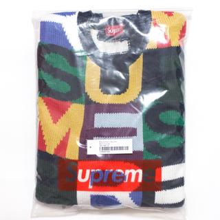シュプリーム(Supreme)のSupreme Big Letters Sweater 18fw (ニット/セーター)