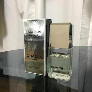 シャネル(CHANEL)のCHANEL エゴイスト プラチナム(香水(男性用))