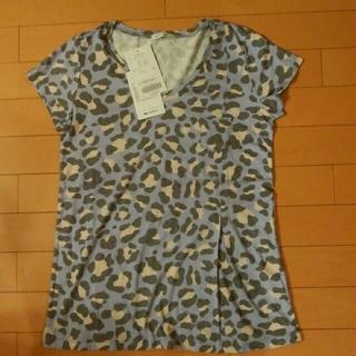 新品 未使用⭐スポーティフ Tシャツ Mサイズ ラベンダー(Tシャツ(半袖/袖なし))