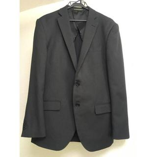 【激安出品】スーツ(上下セット)、色:グレー、サイズ:AB7