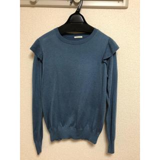 ジーユー(GU)の昨年購入 GU ジーユー ニット  L (ニット/セーター)
