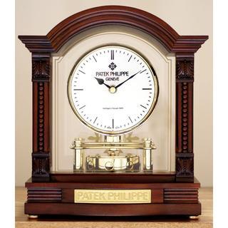 限定非売品 パテックフィリップ ディスプレイ置時計 カラトラバ