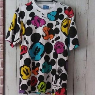 ディズニー(Disney)のディズニーリゾート Tシャツ メンズL(Tシャツ/カットソー(半袖/袖なし))