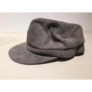 トゥモローランド(TOMORROWLAND)のKIJIMA TAKAYUKI マリン帽(ハンチング/ベレー帽)