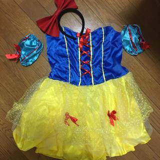 Disney - コスプレ ハロウィン 白雪姫 ディズニー