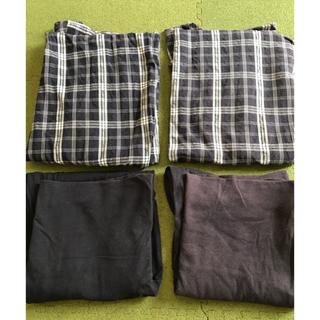 ムジルシリョウヒン(MUJI (無印良品))の無印良品 マタニティ 授乳 パジャマ 上下 2セット(マタニティパジャマ)