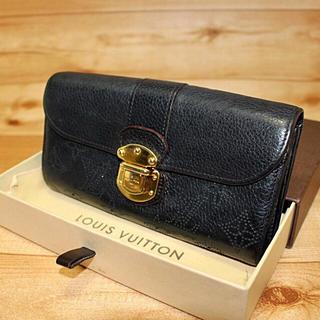LOUIS VUITTON - 『良品』LOUIS VUITTON マヒナ 長財布