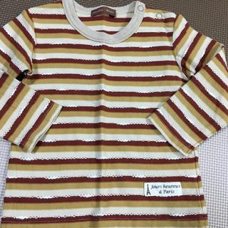 スタジオミニ(STUDIO MINI)の長袖 80 ロンT(シャツ/カットソー)