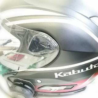 オージーケー(OGK)のASAGI/KABUTO(ヘルメット/シールド)