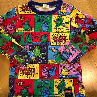 パーティーパーティー(PARTYPARTY)のパーティーパーティー サイズ100(Tシャツ/カットソー)