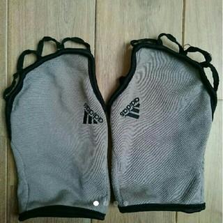 アディダス(adidas)のadidas バスケ手袋(バスケットボール)