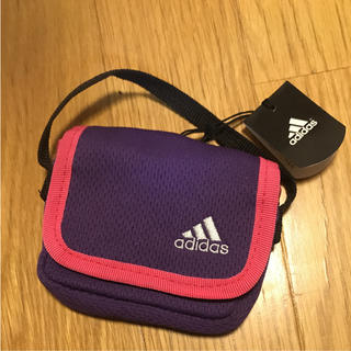 アディダス(adidas)のアディダス カード 小物入れ(ポーチ)