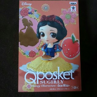 Q posket SUGIRLY Disney Characters 白雪姫
