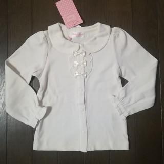 シャーリーテンプル(Shirley Temple)のシャーリーテンプル リボン🎀カットソー 100(Tシャツ/カットソー)