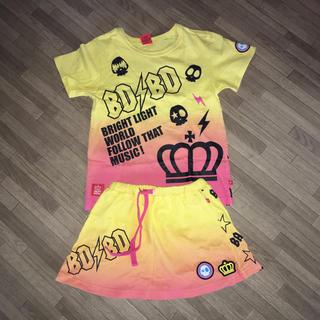 ベビードール(BABYDOLL)のBABY DOLL  セットアップ(Tシャツ/カットソー)