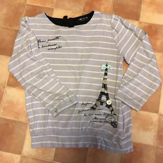 ポンポネット(pom ponette)の訳あり トップス 140 ポンポネット(Tシャツ/カットソー)