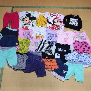 子供 服 女の子 100~110 まとめ売り(Tシャツ/カットソー)