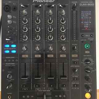 パイオニア(Pioneer)のPioneer DJM800(DJミキサー)