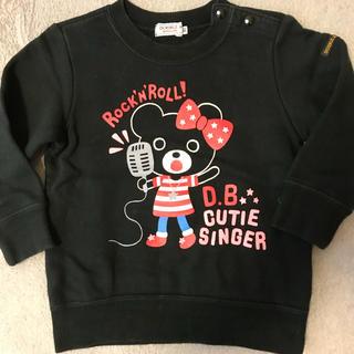 ダブルビー(DOUBLE.B)の⭐️最終価格⭐️ダブルB トレーナー(Tシャツ/カットソー)