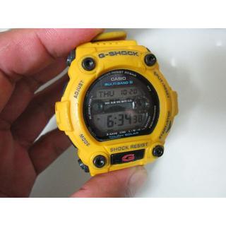 カシオ(CASIO)のカシオG-SHOCK GW-7900等用飾りビス・化粧ビス 黒4本セット(腕時計(デジタル))