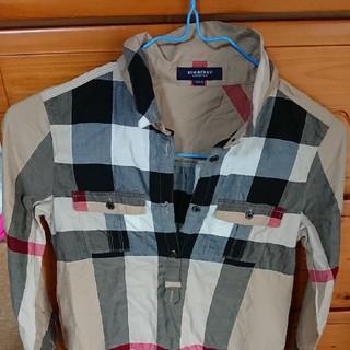 バーバリー(BURBERRY)のバーバリー  チュニック 130(Tシャツ/カットソー)
