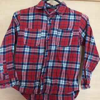 ジーンズベー(jeans-b)のJeans-b  キッズネルシャツ(ジャケット/上着)