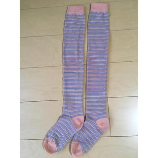 ウンナナクール(une nana cool)の【LuncH】靴下 ニーハイソックス(ソックス)