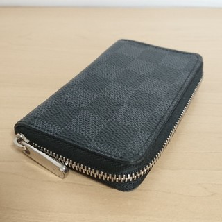 LOUIS VUITTON - 極美品 正規品ルイヴィトン ダミエ グラフィット ジッピーオーガナイザー 財布