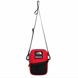 Supreme - Red Supreme The North Face Shoulder Bag