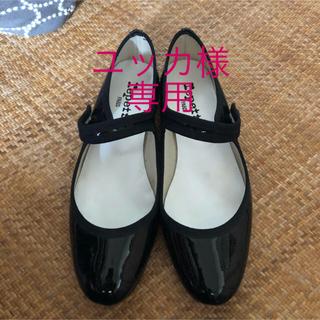 repetto - 美品レペットストラップシューズ36 アローズ靴 22.5 メリージェーン リオ
