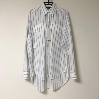 Balenciaga - STELLA McCARTNEY オーバーサイズストライプシャツ