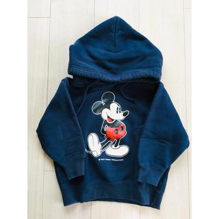 Disney - ディズニー ミッキーマウス トレーナー100センチ