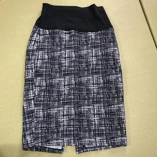 ミルクティー☆マタニティータイトスカート