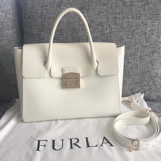 Furla - フルラ メトロポリス サッチェル 人気色