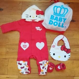 BABYDOLL - BABY DOLL ⭐【ハローキティコラボ3点セット⭐】