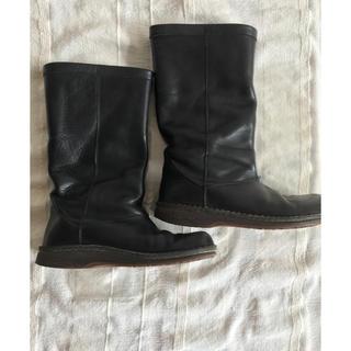 ビルケンシュトック(BIRKENSTOCK)のビルケンシュトック Footprints ブーツ 38.5  24.5cm(ブーツ)