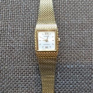 ORIENT ゴールド 腕時計