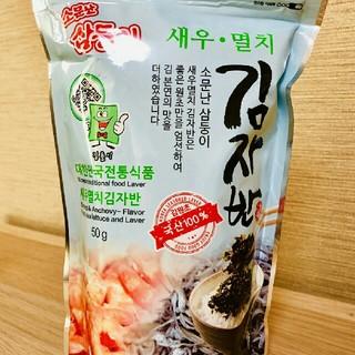 韓国のり ふりかけ フレーク えび・ニボシ入り 1袋 50g(乾物)